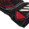 Gants Gardien Predator 20 noir rouge 2019/20