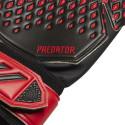 Gants Gardien Predator 20 Training noir rouge 2019/20