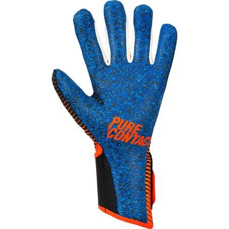 Gants Gardien Reusch Pure Contact 3 G3 Fusion bleu orange 2020