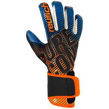 Gants Gardien Reusch Pure Contact 3 G3 Fusion bleu orange 2020