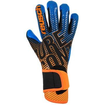 Gants Gardien junior Reusch Pure Contact 3 S1 bleu orange 2020