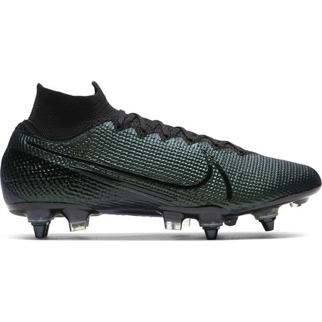 Mercurial Superfly VII Elite Anti-Clog SG-Pro noir