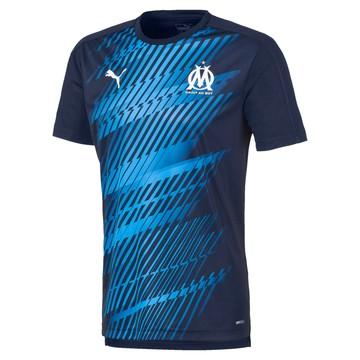 Maillot entraînement OM Stadium bleu 2019/20