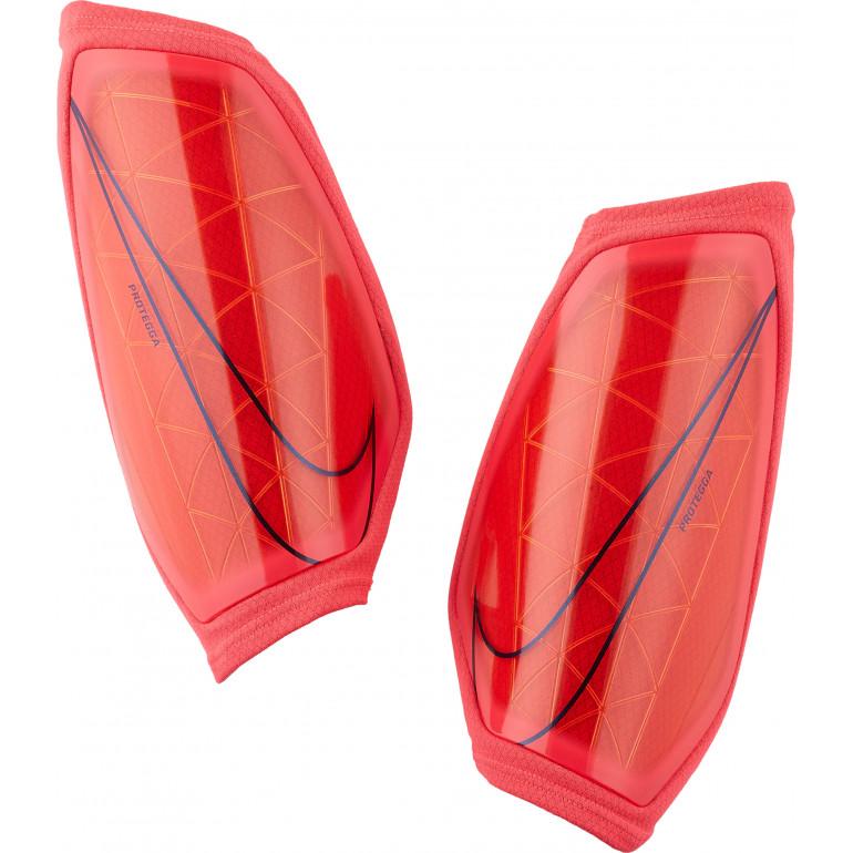 Protège tibias Nike Protega rouge 2019/20