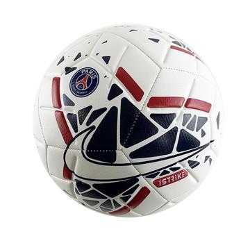 Ballon PSG Strike blanc bleu 2019/20