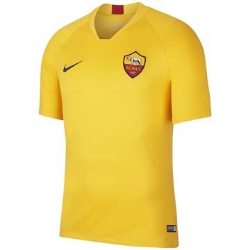 Maillot entraînement AS Roma jaune 2019/20