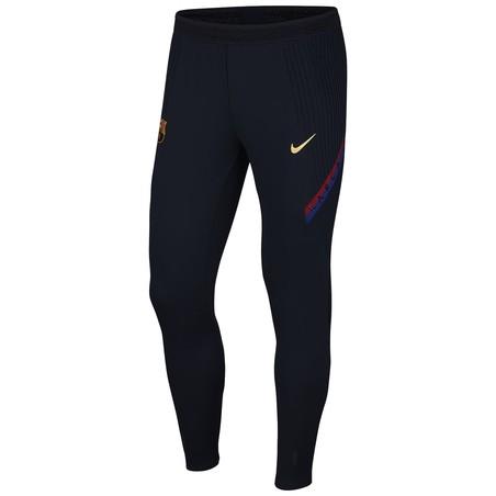 Pantalon survêtement FC Barcelone noir jaune 2019/20