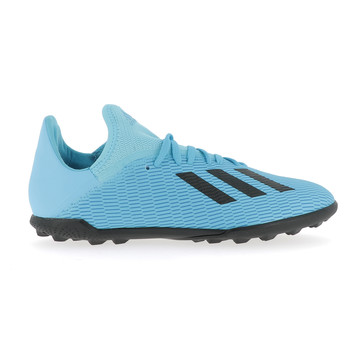 X 19.3 junior Turf bleu