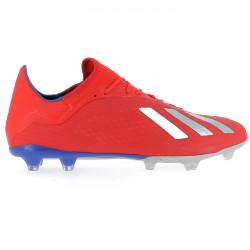 X 18.2 FG rouge bleu