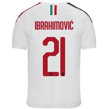 Maillot Ibrahimovic Milan AC extérieur 2019/20