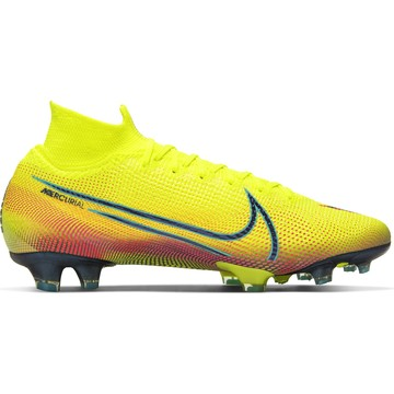 Mercurial Superfly VII Elite FG jaune