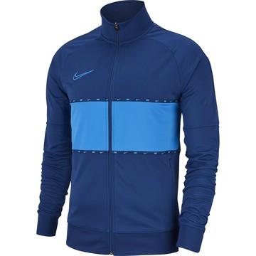 Veste survêtement Nike Dri-FIT Academy bleu