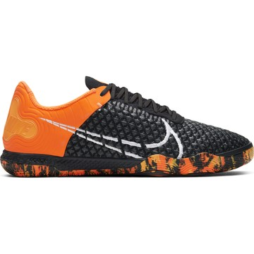 Nike React Gato Indoor noir orange