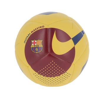 Ballon Futsal FC Barcelone jaune 2019/20