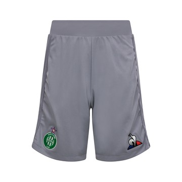 Short entraînement junior ASSE gris 2019/20