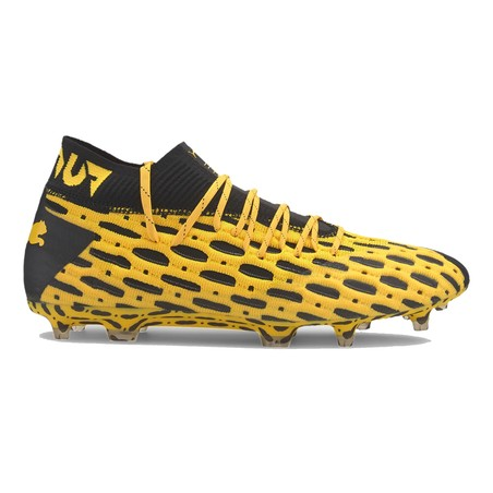 Future 5.1 Netfit FG noir jaune