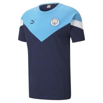 T-shirt Manchester City Iconic bleu 2019/20