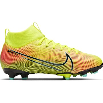 Mercurial Superfly VII junior Academy FG/MG jaune