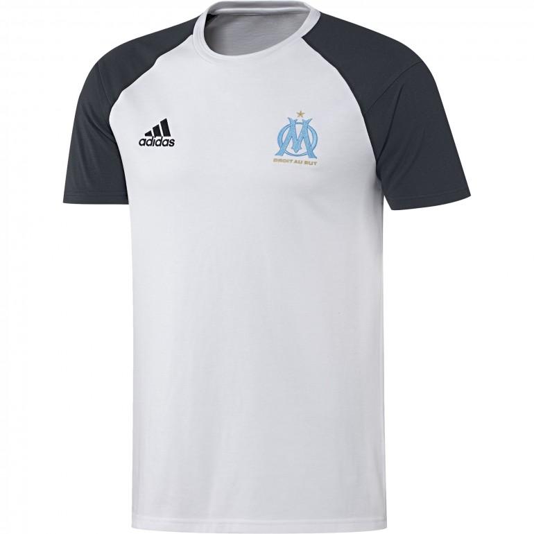 T-shirt OM blanc 2016 - 2017