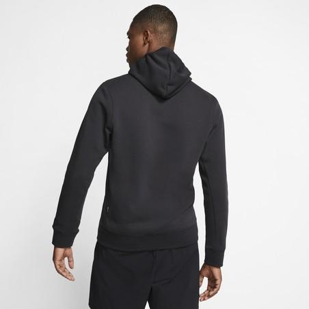 Sweat à capuche Nike F.C. noir