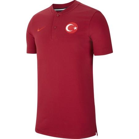 Polo Turquie rouge 2020