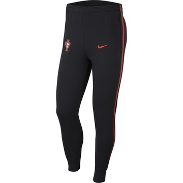 Pantalon survêtement Portugal GFA Fleece noir rouge 2020