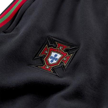 Pantalon survêtement Portugal GFA Fleece noir rouge 2020