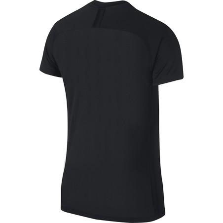 Maillot entraînement Nike Academy noir 2019/20