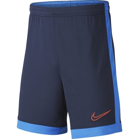 Short entraînement junior Nike Academy bleu