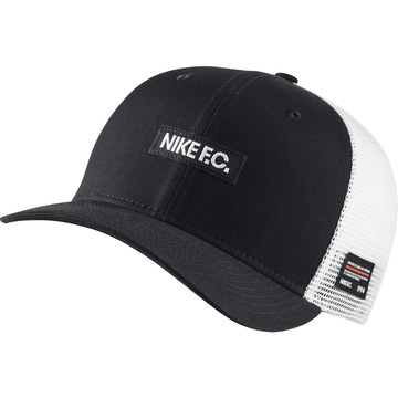 Casquette Nike F.C. Classic 99 noir blanc