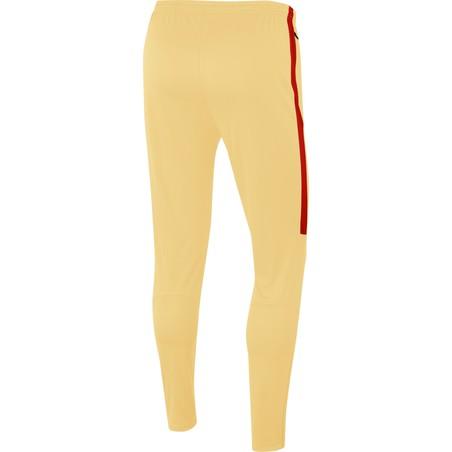 Pantalon survêtement Nike Academy orange