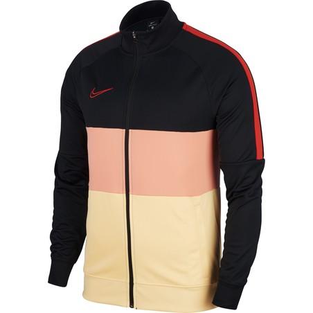 Veste survêtement Nike Academy I96 noir orange