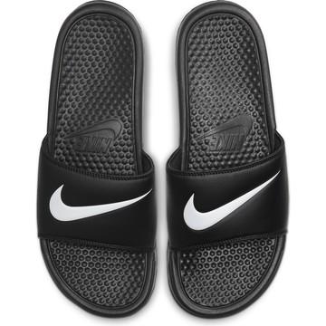Sandales Nike noir blanc