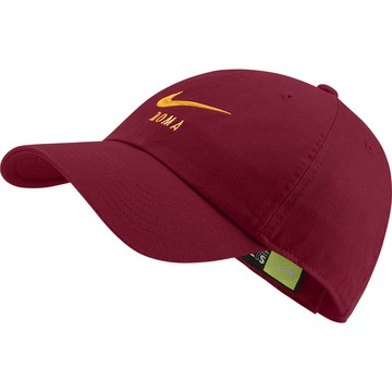 Casquette AS Roma rouge 2020/21