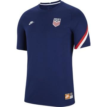 Maillot entraînement USA bleu 2020