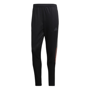 Pantalon entraînement adidas Tango noir rose 2019/20