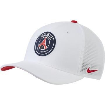 Casquette PSG Arobill C99 blanc 2020/21