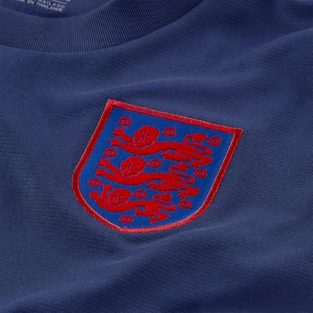 Maillot entraînement Angleterre bleu rouge 2020