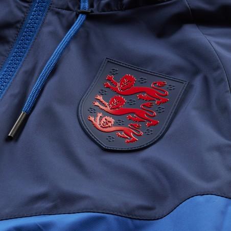 Coupe vent Angleterre bleu 2020