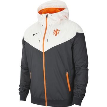 Coupe vent Pays Bas noir blanc 2020