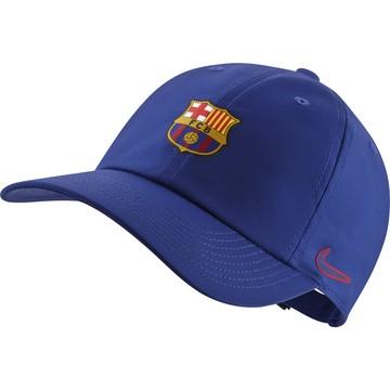 Casquette junior FC Barcelone Heritage59 bleu 2020/21