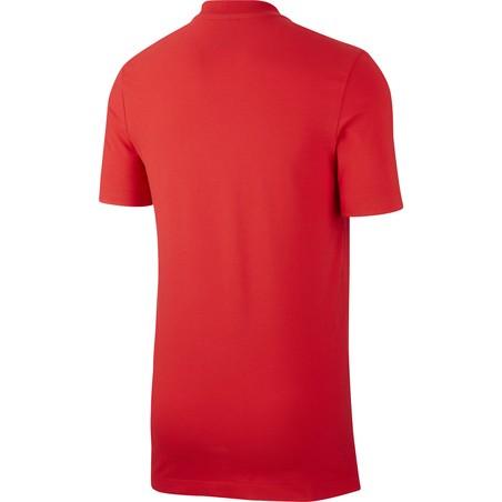 Polo Atlético Madrid Authentique rouge 2020/21