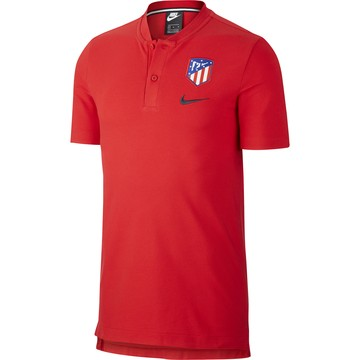 Polo Atlético Madrid Authentique rouge 2020/21