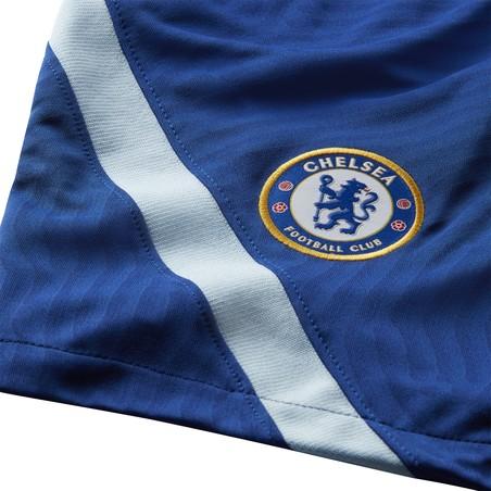 Short entraînement Chelsea bleu 2020/21