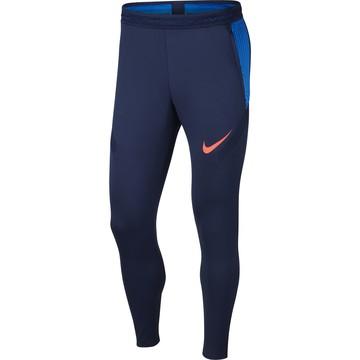 Pantalon survêtement Nike Strike bleu foncé 2020/21