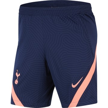 Short entraînement Tottenham bleu rose 2020/21