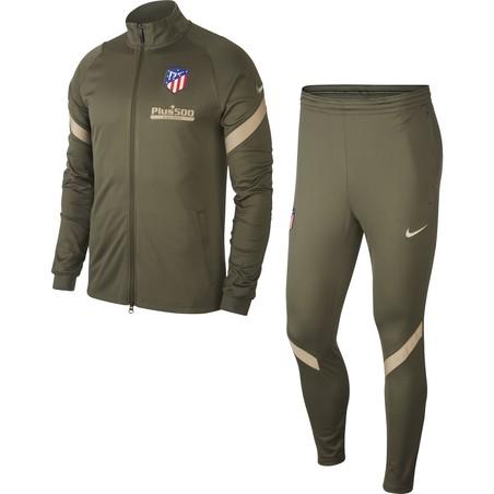 Ensemble survêtement Atlético Madrid vert 2020/21