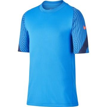 Maillot entraînement junior Nike Strike bleu 2020/21
