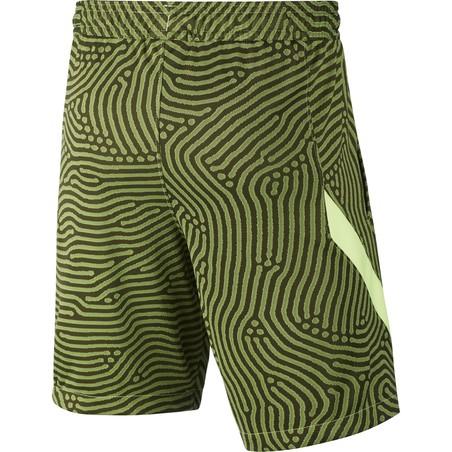 Short entraînement junior Nike Strike vert