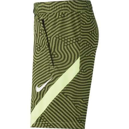 Short entraînement junior Nike Strike vert
